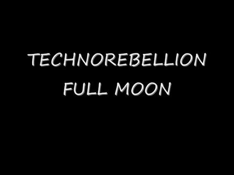 Full Moon, by Technorebellion on OurStage