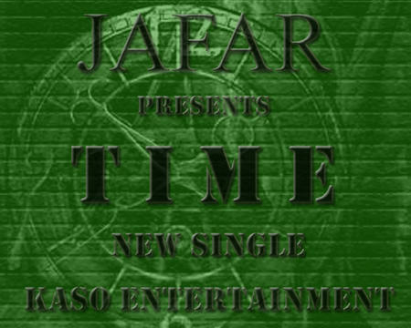 Time Waits For No Man, by JAFAR on OurStage