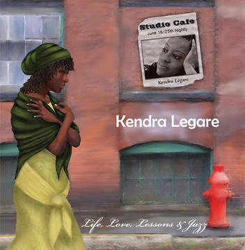 Is He Gonna Treat Me Right?, by Kendra Legare on OurStage
