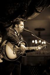 """""""Folsom Prison Blues"""" , by WITH A BIBLE AND A GUN: Johnny Cash Tribute on OurStage"""