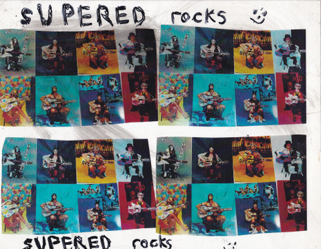 sUPERED rocks, by sUPERED on OurStage