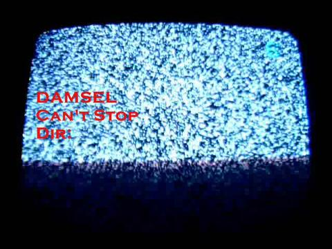 "Official Video of the song ""Can't Stop"", by DAMSEL on OurStage"