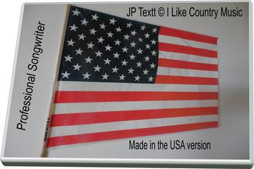 I Like Country Music©JP Textt USA Version 2, by JP Textt© on OurStage