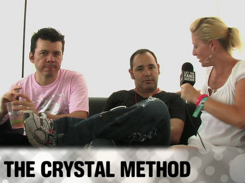 The Crystal Method: Artist Access, by Alyssajh7 on OurStage