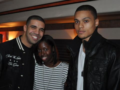 Drake meets the OurStage winners, by OurStage Productions on OurStage