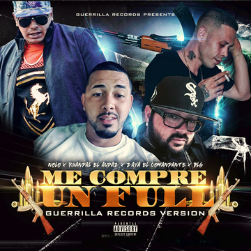 "Me Compre Un Full, by Zaya ""El Comandante"" on OurStage"