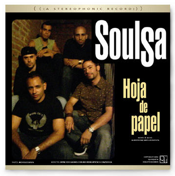 Hoja De Papel, by SOULSA on OurStage