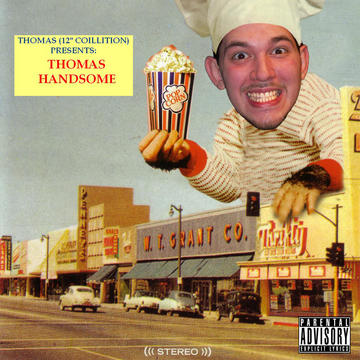 "Dangerous ft Craig G., by Rapper Thomas (12"" Coillition) on OurStage"