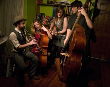 The Bee Song, by Annie Lynch and the Beekeepers on OurStage
