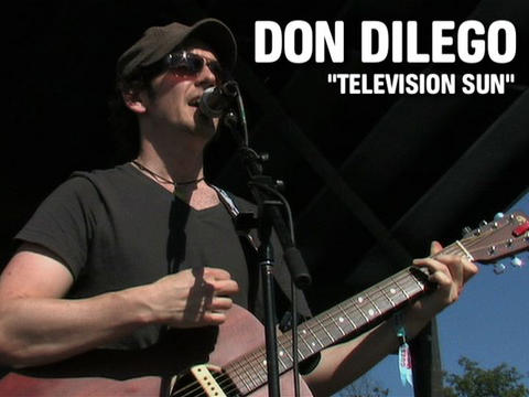 OurStage Artist Don Dilego Plays Bonnaroo, by ThangMaker on OurStage