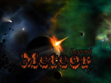 Meteor, by Legend on OurStage