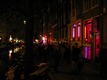 lost in amsterdam, by somatone on OurStage