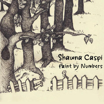 Paint by Numbers, by Shawna Caspi on OurStage