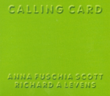Calling Card, by Anna Fuschia Scott on OurStage