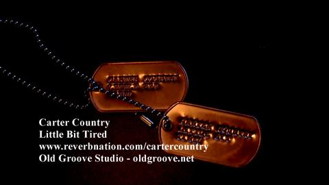 "'LITTLE BIT TIRED"", by cARTER cOUNTRY on OurStage"