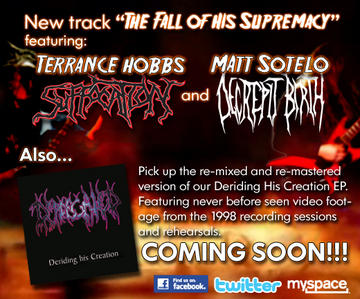 The Fall of His Supremacy, by Deprecated on OurStage