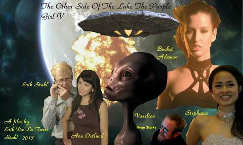 The Other Side of The Lake The Purple Girl V Battle in the Sky , in theaters 201, by ERIK STAHL (singer, actor and fashion designer) on OurStage