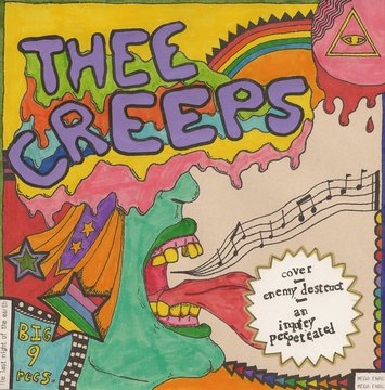 Enemy Destruct, by Thee Creeps on OurStage