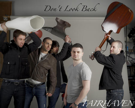 Don't Look Back , by Fairhaven on OurStage