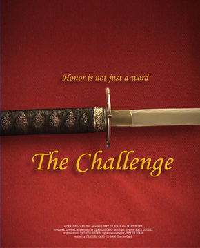 The Challenge Trailer, by runner0874 on OurStage