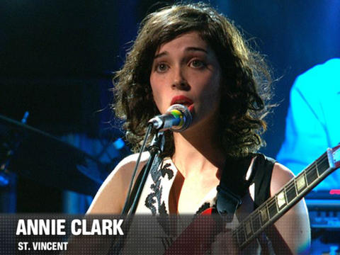 Quinn interviews St. Vincent, by OurStage Productions on OurStage
