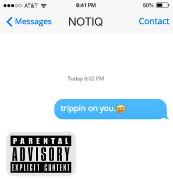 Trippin On You, by NOTIQ on OurStage
