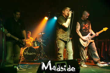 AMMUNITION, by MADSIDE on OurStage