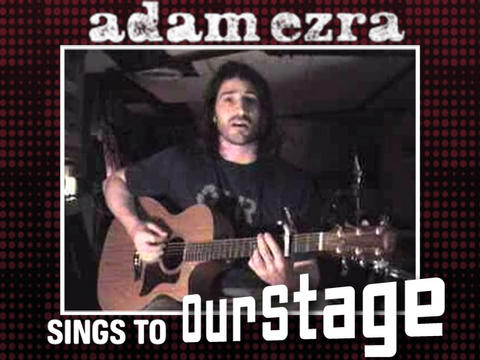Adam Ezra Thanks OurStage!, by ThangMaker on OurStage