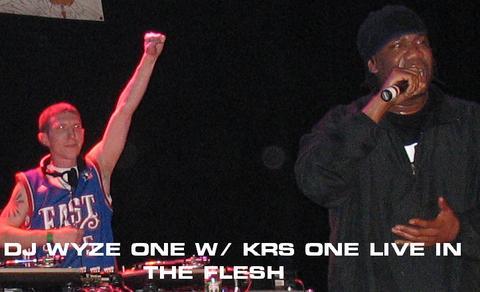 KRS-1 &  dJ Wyze One, by dj wyze one on OurStage