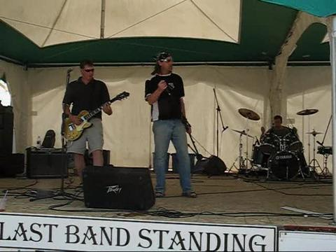 No Fixed Address- Getting Through- Performed in Yorkton, SK., by No Fixed Address on OurStage