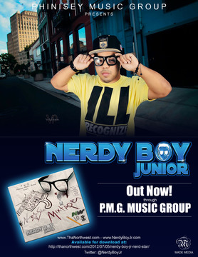 """Like This"", by Nerdy boy jr on OurStage"