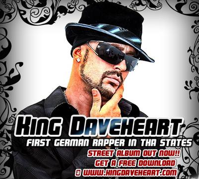 First German Rapper In Tha States - Album Snippet, by King Daveheart on OurStage