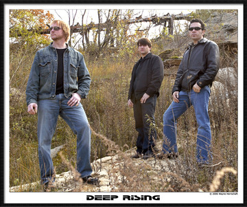 So Frustrated, by Deep Rising on OurStage