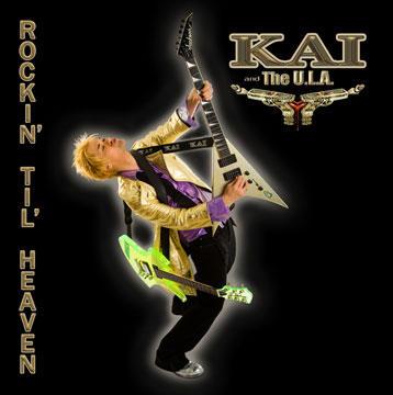 Rockin' Til' Heaven, by Kai & The U.L.A. on OurStage