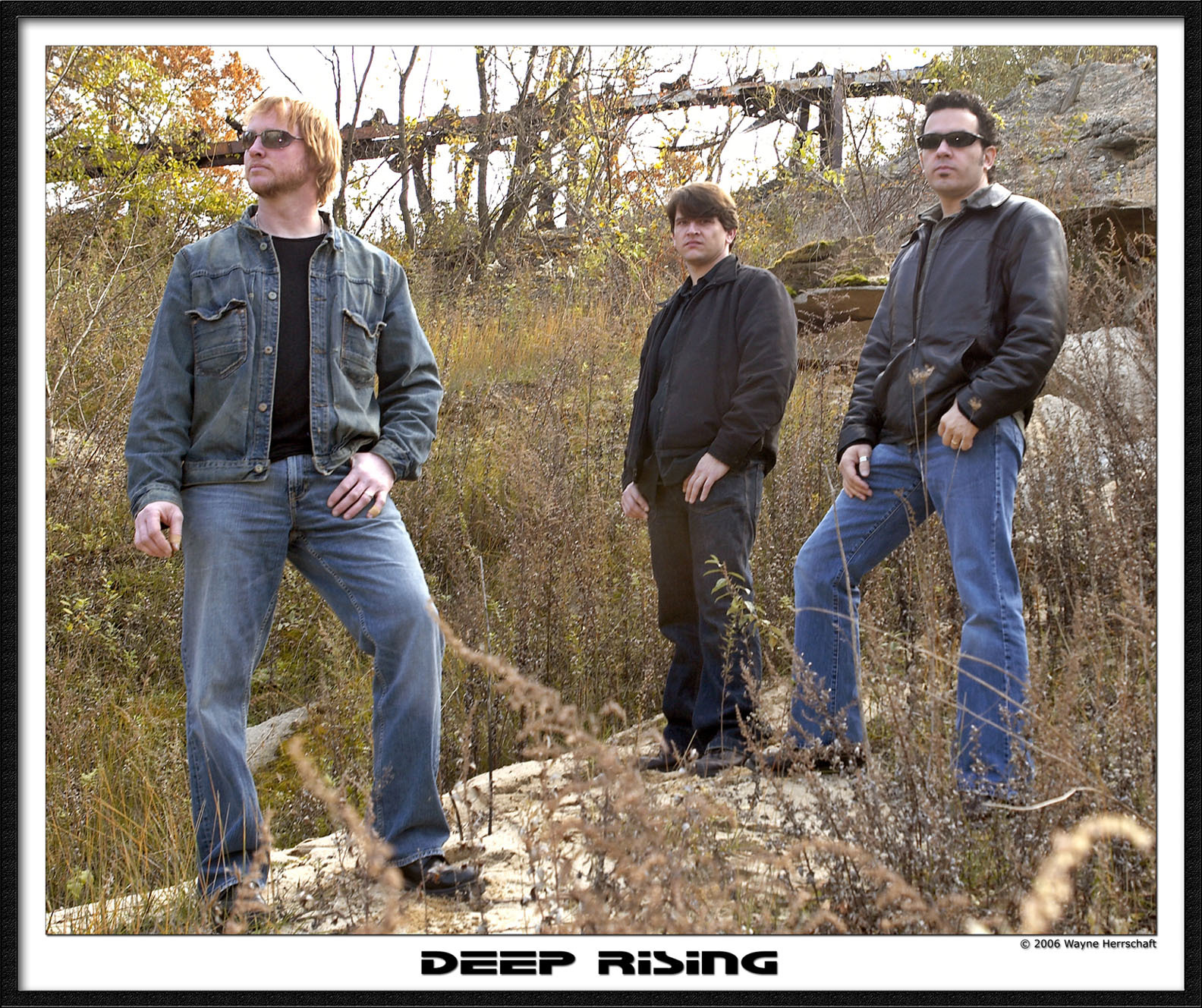 Hides Inside, by Deep Rising on OurStage