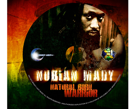 Natural Born  Warrior , by Nubian Mady on OurStage