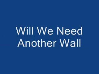 Will We Need Another Wall, by Tom Kimsey on OurStage