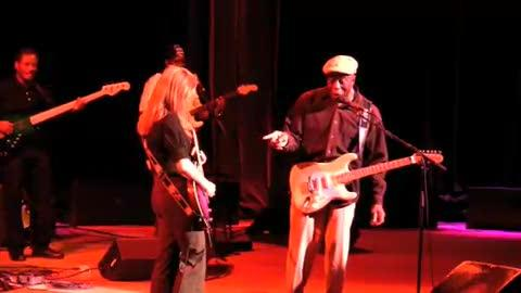 Lindsay Ell with Buddy Guy, by Lindsay Ell on OurStage