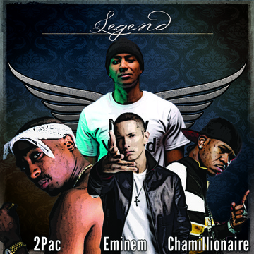 2Pac, Eminem, Chamillionaire Official Music Video, by Legend on OurStage