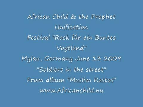 Untitled upload for African Child & the Prophet Unification, by African Child & the Prophet Unification on OurStage