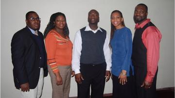 Harmony, by Carlyle Myrie & Chosen To Minister on OurStage