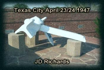 Texas City April 16-17, 1947, by JD Richards on OurStage