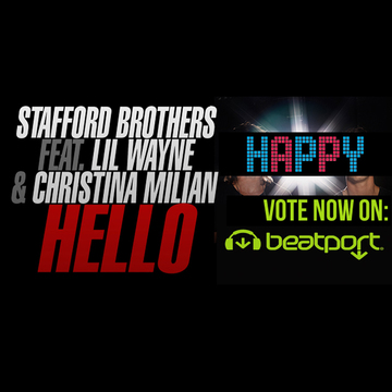 """Hello""-Stafford Brothers ft. Lil Wayne and Christina Milian (Happy Remix), by Happy on OurStage"