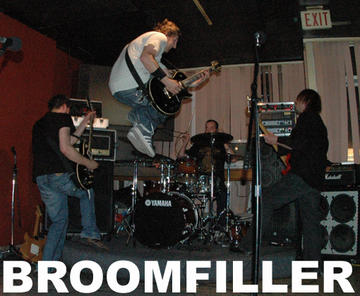 A Different Way of Falling (2009 Demo), by BROOMFILLER on OurStage