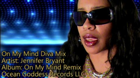 On My Mind Diva Mix, by Jennifer Bryant on OurStage