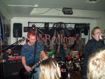 Easier said than done, by BEDLAM on OurStage