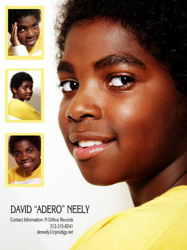 Can't Wait Til I Grow Up featuring Adero Neely at 11 years old, by Adero Neely on OurStage
