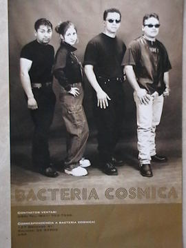 Tu sonrisa, by BACTERIA COSMICA on OurStage