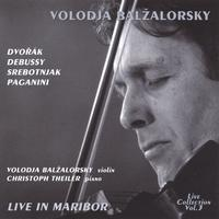 Niccolo Paganini - Cantabile, by Volodja Balzalorsky on OurStage