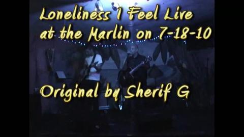 Loneliness i Feel, by Sherif G on OurStage